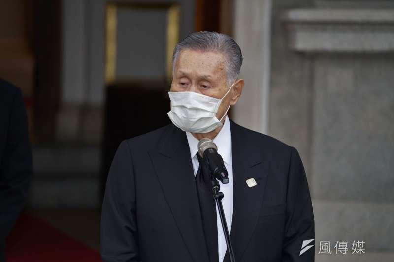 日本前首相森喜朗(見圖)將出席本周六前總統李登輝追思告別禮拜。(資料照,盧逸峰攝)