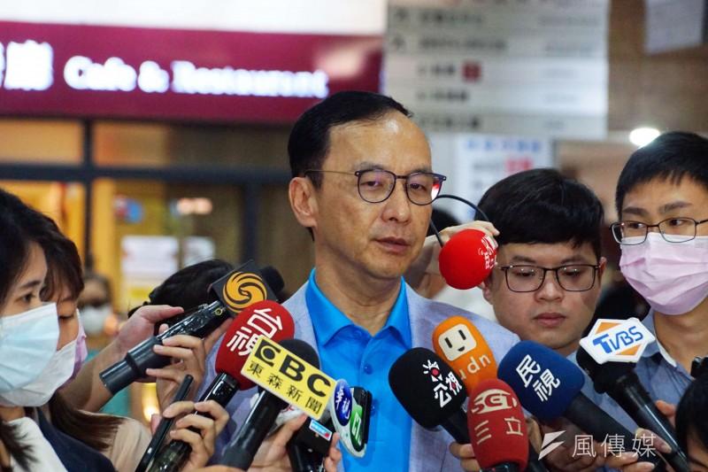 前新北市長朱立倫。(資料照,盧逸峰攝)