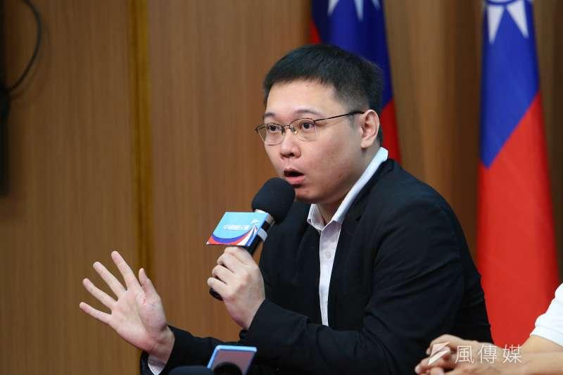 核四公投領銜人黃士修(見圖)因嗆網友被判拘役50天。(資料照,顏麟宇攝)