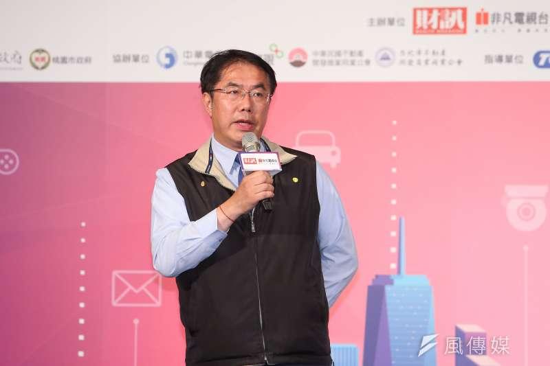 深陷爐渣案風波的台南市長黃偉哲(見圖),輿情分析認為對其實質影響甚鉅。(資料照,顏麟宇攝)
