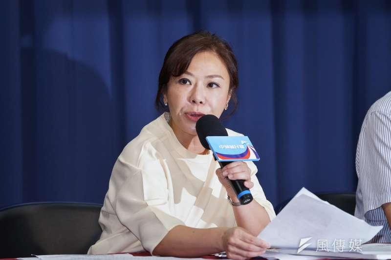 國民黨副秘書長李彥秀20日指出,「九二共識」曾是兩岸ˋ建設性的模糊。(資料照,盧逸峰攝)