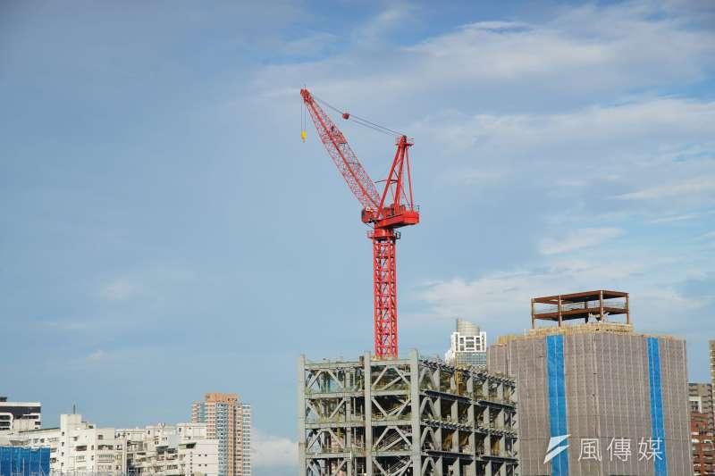 中信房屋統計9月房地產交易,與去年同期相較,全台仍有31.5%的成長。(示意圖,盧逸峰攝)