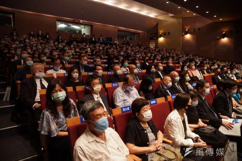 20200823-郝柏村追思會23日舉行,現場座無虛席。(盧逸峰攝)