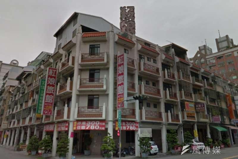 「紅娘旅館」流入法拍市場二拍仍以流標收場。(圖/富比士地產王提供)