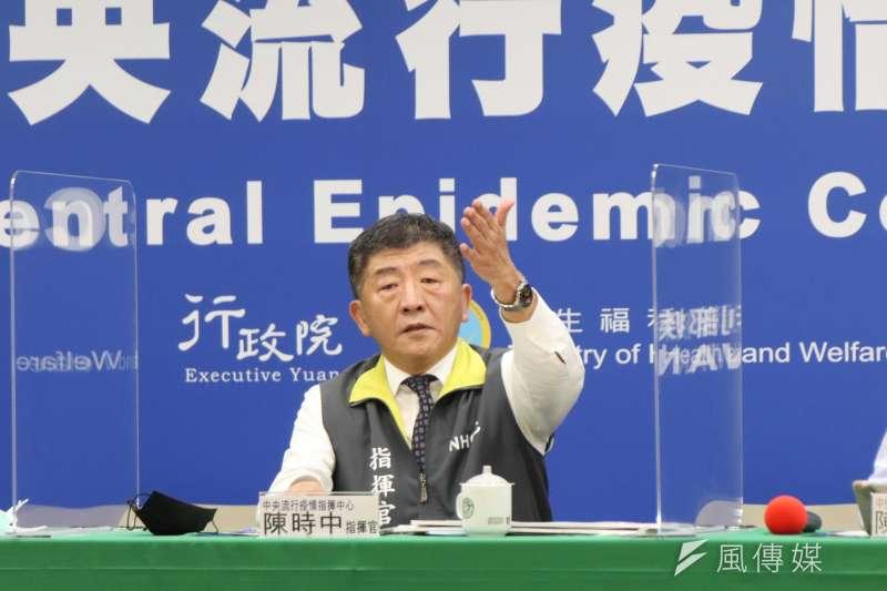 越南、日本再度傳出從我國出境的確診個案,指揮官陳時中指出,越南個案在台感染機率低,日本個案仍在調查中。(資料照,指揮中心提供)