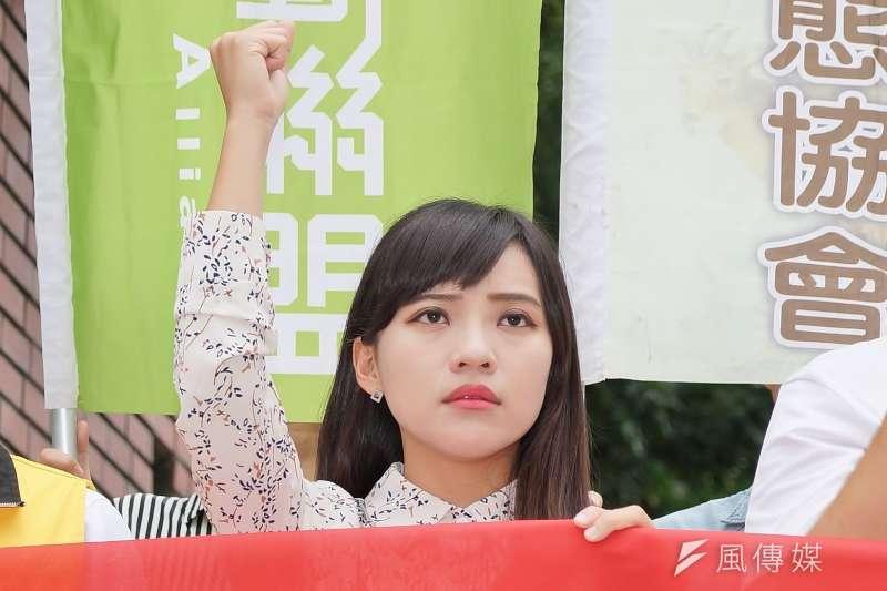 無黨籍高雄市議員黃捷(見圖)罷免案將在2月6日投票。(資料照,盧逸峰攝)
