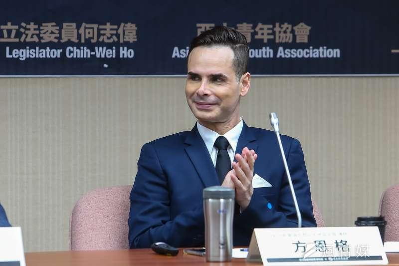 美國前共和黨海外部亞太地區主席方恩格表示,台灣不能假設兩岸開打時美國一定會來援助,台灣現階段應該先有內部共識,告訴美國台灣想要的是什麼,美國才可能給予回應。(資料照,顏麟宇攝)