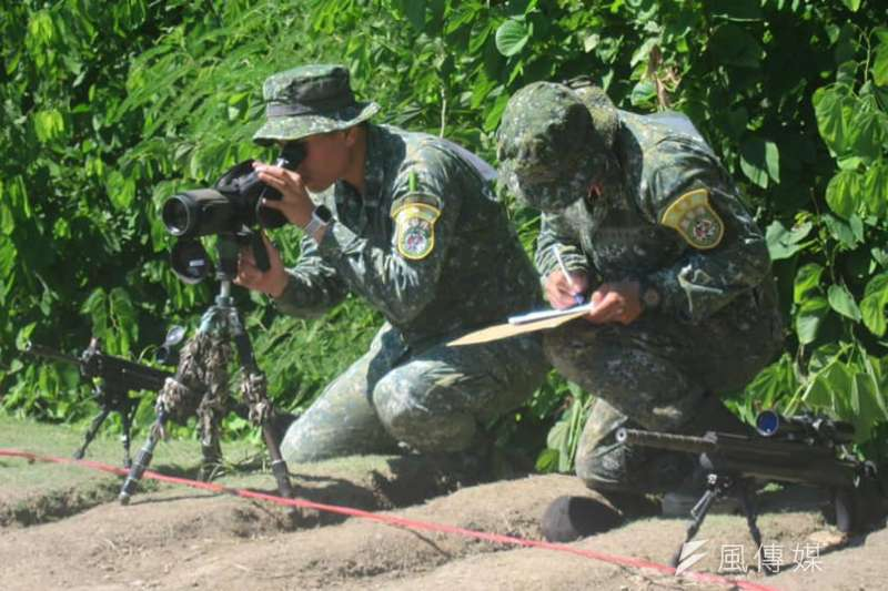 機步333旅日前才剛拿下軍團狙擊手競賽冠軍,而後又於司令部狙擊手競賽中,再奪聯兵旅級團體第一名殊榮。(取自「埔光部隊(三三三旅)-北大武山下的點滴」臉書)