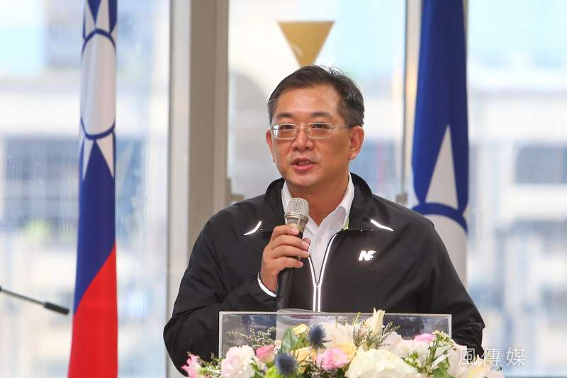 20200907-國民黨中評委張雅屏7日於中評會發言。(顏麟宇攝)