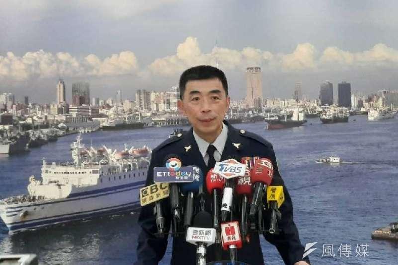 外界推測,上任半年的高雄市政府警察局長劉柏良疑因捲入石木欽案遭拔官。(資料照,徐炳文攝)