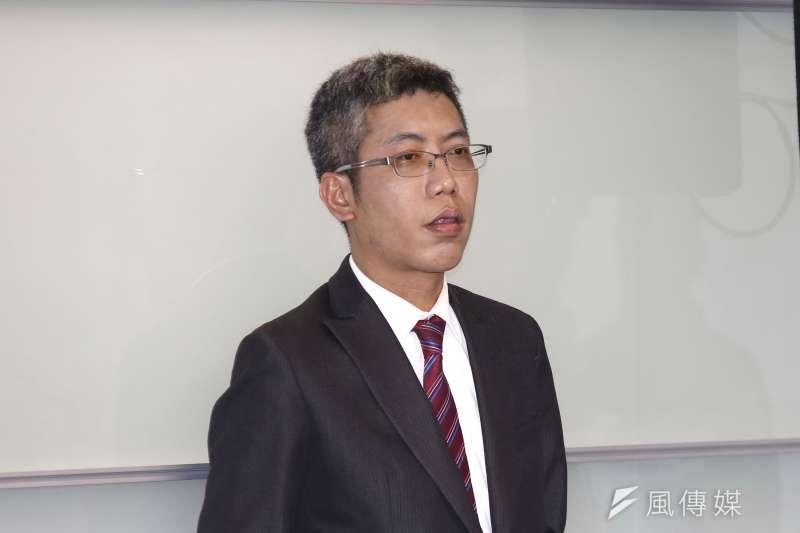 總統府前發言人丁允恭(見圖)因涉性醜聞疑雲而自請辭職,筆者透過此事件及其後續影響認為台灣的性平教育仍有待努力。(資料照,郭晉瑋攝)ㄉㄧ