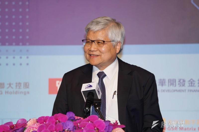台積電總裁魏哲家17日於玉山科技協會年會演講時表示,台積電不排除往高雄投資的可能性,全台灣都是基地,將繼續在台灣生根發展。(盧逸峰攝)