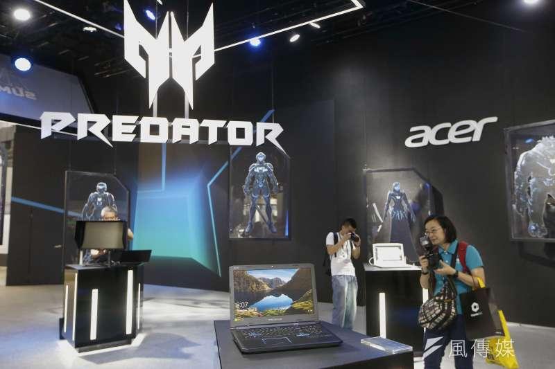 宏碁身為印度電競電腦領導品牌之一,於印度舉辦Predator League線上賽,更首開先例為女性玩家打造獨家賽事,吸引女性菁英玩家參賽,提供一個熱血沸騰的電競舞台,進一步深化印度電子競技的發展。(資料照 郭晉瑋攝)