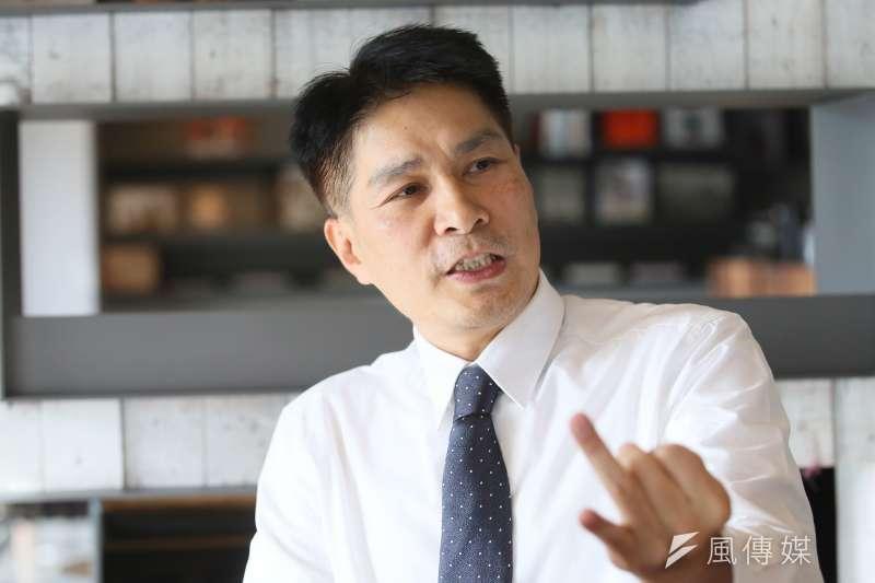 2020.09.22-雄獅旅遊總經理游國珍。(柯承惠攝)