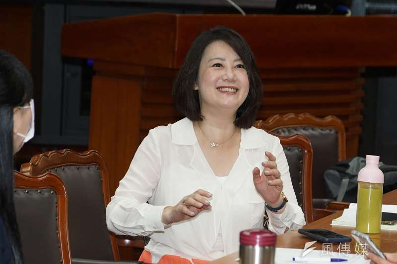 20200923-立法院23日新會期召委選舉,立委吳思瑤出席。(盧逸峰攝)