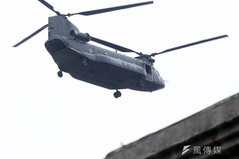 20200924-、CH-47SD契努克直升機(蘇仲泓攝)
