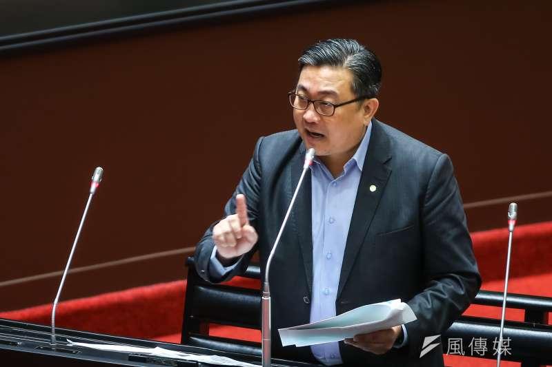 民進黨籍的國防外交委員會召委表示,這會期委員會事情不少。(資料照片,顏麟宇攝)