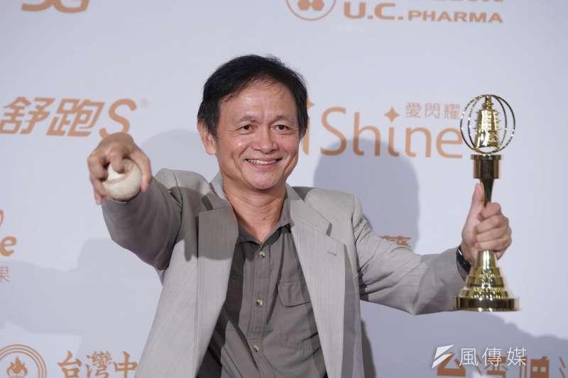 20200926-電視金鐘獎頒獎典禮於26日舉行,導演林志儒獲迷你劇集導演獎。(盧逸峰攝)