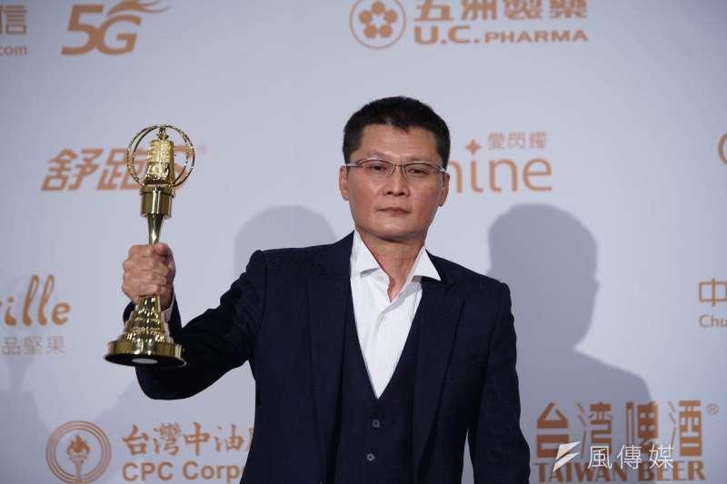 《俗女養成記》摘下迷你劇集獎,導演陳長綸表示目前正在籌備第二季,請大家拭目以待。(盧逸峰攝)