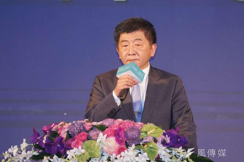 衛服部長陳時中(見圖)表示,對於開放美豬之相關議題將尊重立法院之決議。(資料照,盧逸峰攝)