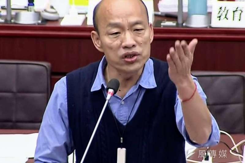 新市府團近期還將再撤換兩名「韓家軍」的市府要職。(圖/徐炳文)