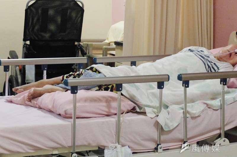 20200926迦南身心障礙療養院專訪、身障、身心障礙、長照示意圖(謝孟穎攝)