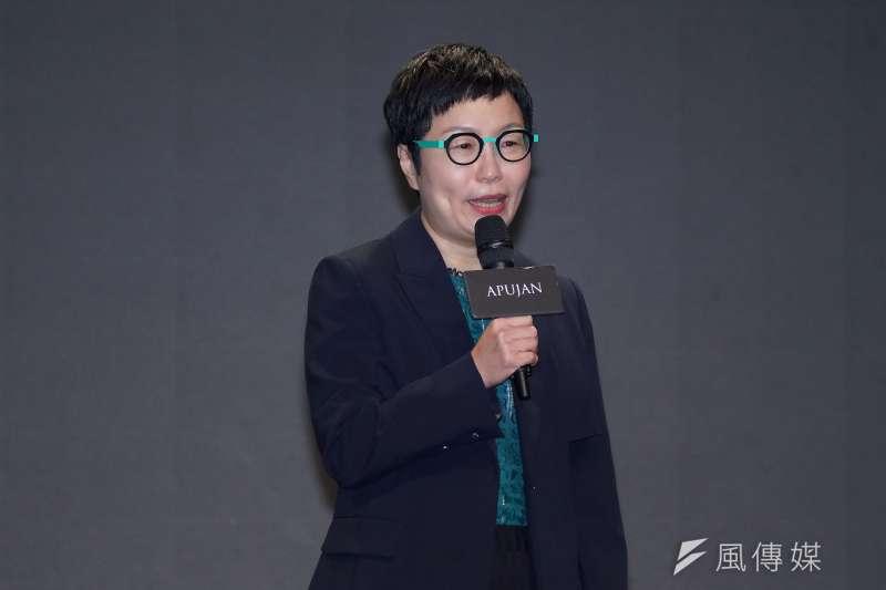 丁曉菁表示CCC編輯部解散文不是文策院所宣布,是8位編輯部夥伴所發。(資料照,盧逸峰攝)