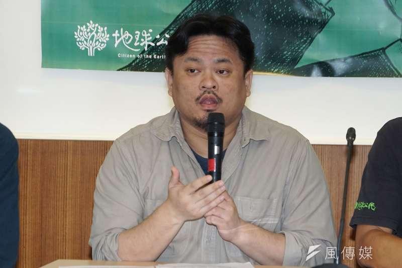 民進黨立委洪申翰(見圖)曾表示,三接工程蓋在台北港時間將是最大的問題。(資料照,盧逸峰攝)