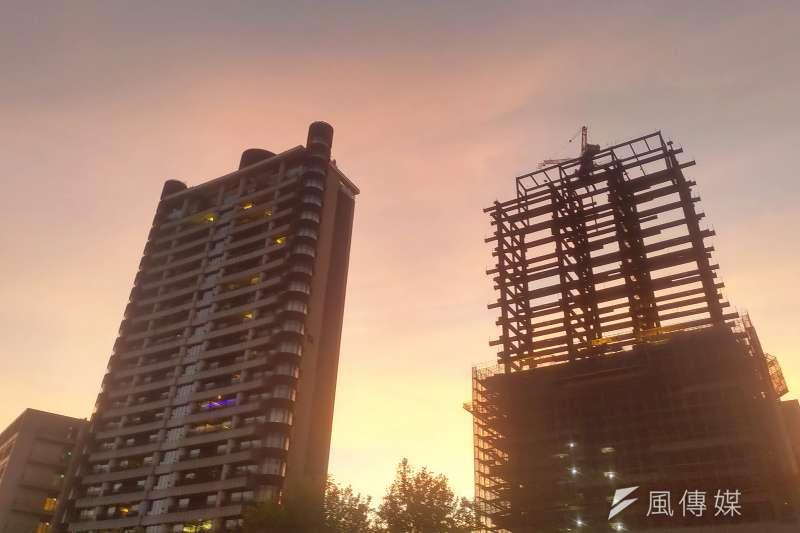 民眾對建築抗震品質的要求越來越高,相對讓建商在抗震、耐震的建築工法上也更求精進。(資料照 林瑞慶攝)