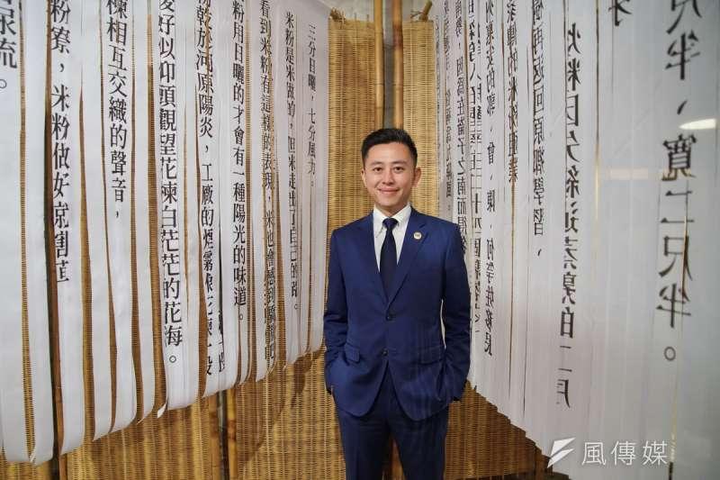 新竹市長林智堅日前積極籌辦新竹設計展,而任期將屆滿的他,未來動向也備受矚目。(資料照,盧逸峰攝)
