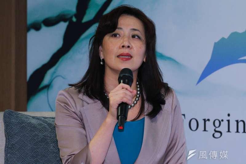 外交部發言人歐江安表示,台灣是印太區域重要成員之一,與美國、澳洲及英國等理念相近國家長期共享印太區域和平穩定之利益。(資料照,蔡親傑攝)