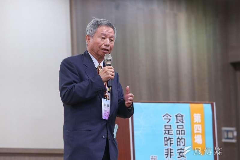 針對染疫醫護,前衛生署長楊志良一席「我一定開除」言論引發風波。(資料照,顏麟宇攝)