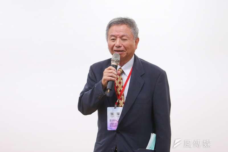 前衛生署長楊志良「開除醫生」一說,引起爭議。(資料照,顏麟宇攝)