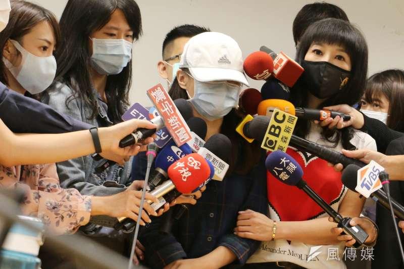 康軒文教集團董事長李萬吉發聲明對離職女員工(見圖)致歉。(資料照,盧逸峰攝)
