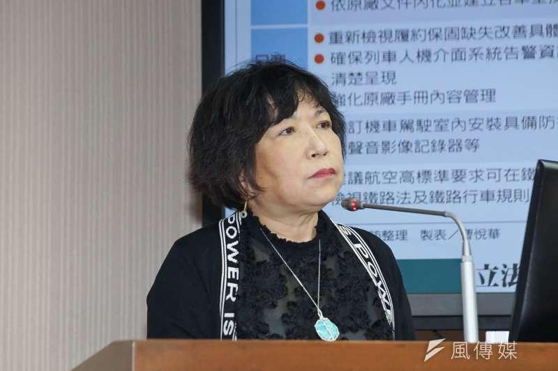 針對中國禁止台灣鳳梨進口,國民黨立委葉毓蘭認為「農業的事應以農業專業解決」。(資料照,盧逸峰攝)