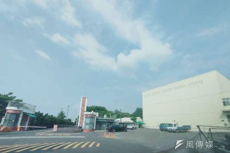 針對施打疫苗議題,漢翔公司22日做出回應。圖為漢翔廠區。(資料照,徐炳文)