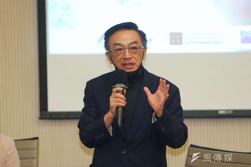 前立委、北醫大藥學院教授陳宜民(見圖)指出,上周東洋宣布與BNT商談疫苗授權破局,希望不要再有下一個東洋案。(資料照,顏麟宇攝)
