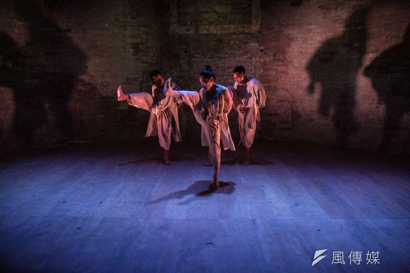 蒂摩爾古薪舞集《Varhung_心事誰人知》手語版。(圖/衛武營國家藝術文化中心提供)