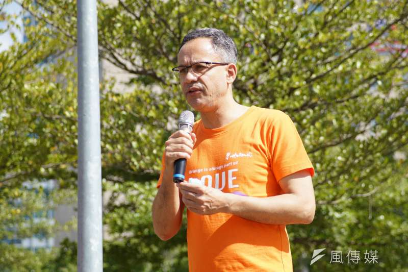 荷蘭在台辦事處代表譚敬南。(資料照,讀者郭盈君提供)