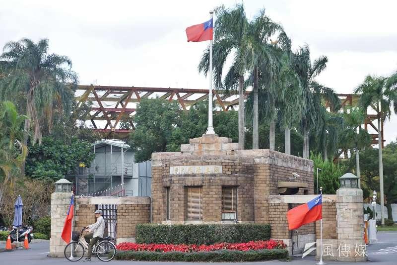 英國泰晤士報高等教育特刊4日公布2020全球最佳聲譽大學排行榜,台灣大學排名第40最高。(資料照,盧逸峰攝)