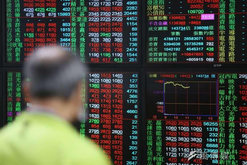 股價大漲固然令人興奮,但長期來看,還是要回歸公司的基本面,偏離太遠終究會面臨殘酷的修正。(柯承惠攝)