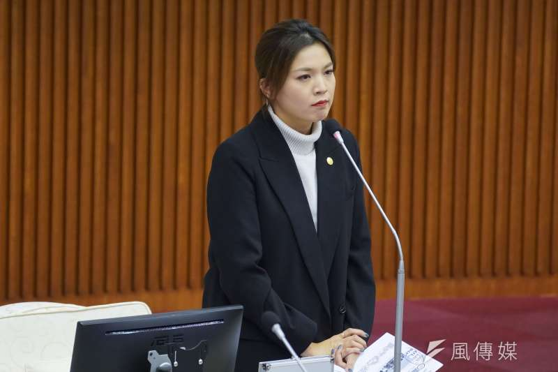 國民黨台北市議員鍾沛君(見圖)的臉書小編表示手術順利完成。(資料照,盧逸峰攝)