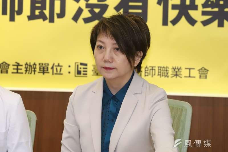 立委范雲(見圖)曾在協調會中提及「我們是強烈建議回到3+11」。(資料照,陳品佑攝)