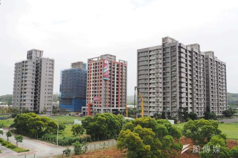 根據內政部營建署統計分析,六都中以新北市空屋宅數13.7萬宅最多。(林瑞慶攝)