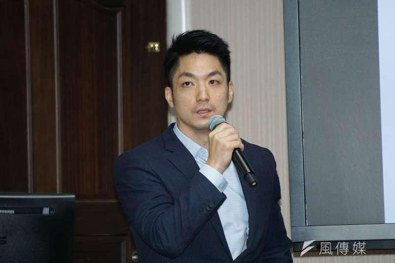 20201116-立委蔣萬安16日於立法院衛環委員會質詢。(盧逸峰攝)