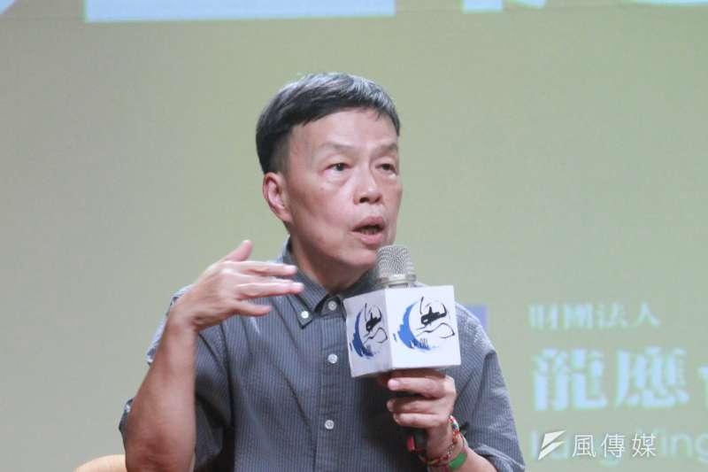 20201121-龍應台基金會21日邀請導演王小棣(見圖)前往思沙龍,與聽眾分享自己關於「困難」的經驗。(方炳超攝)