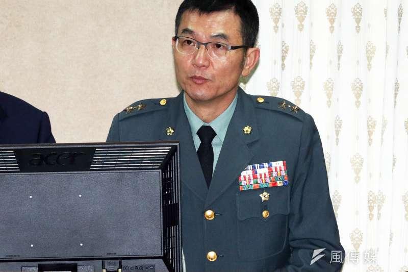 20201121-陸軍副司令莫又銘(蘇仲泓攝)