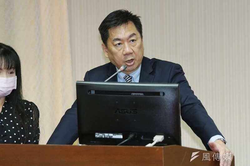 20201123-內政部次長陳宗彥23日出席內政委員會備詢。(盧逸峰攝)