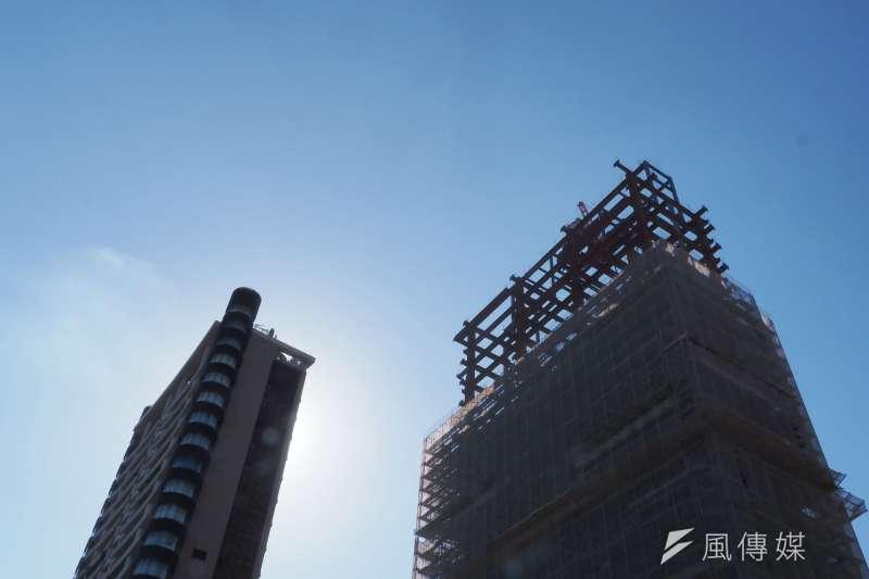 全台單價高為台北市,第二高是新北市,第三高價為新竹縣市,每坪達21.2萬。示意圖,非關新聞個案。(資料照,林瑞慶攝)