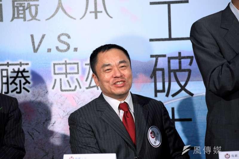 龍巖創辦人李世聰夫婦涉挪用基金會公款2100萬遭檢調搜索約談。(新新聞資料照)